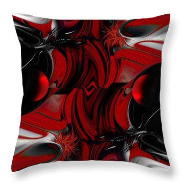 Perceptive Creation Throw Pillow