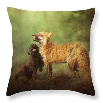 Perfect Bliss Throw Pillow