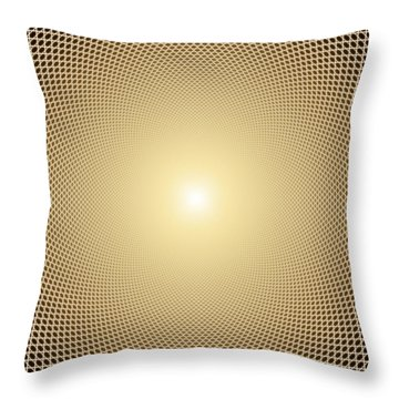 Perfect Oneness Throw Pillow by Robby Donaghey