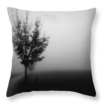 Perfect Sense IIi Throw Pillow