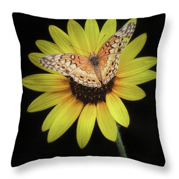 Perfect Timing Throw Pillow