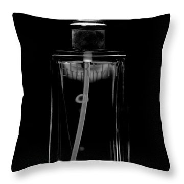 Perfume 1 Throw Pillow