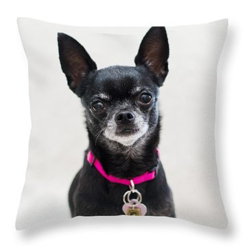 Perlita 2 Throw Pillow