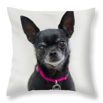 Perlita 2 Square Throw Pillow