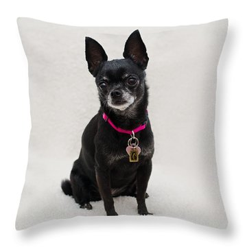 Perlita 5 Throw Pillow