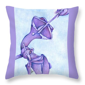 Distincta In Perpetuity Throw Pillow