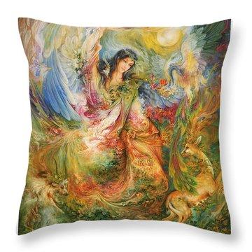 Rumi Throw Pillows
