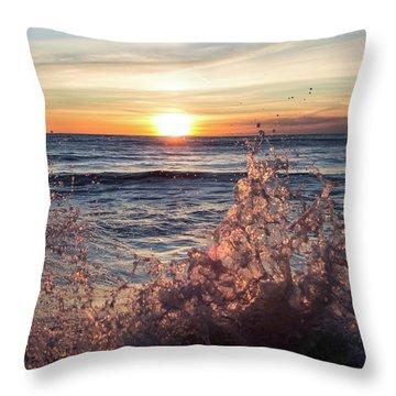 Persist Throw Pillow