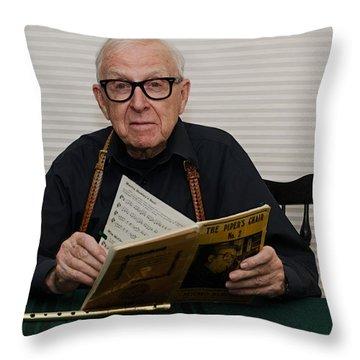 Peter 2 Throw Pillow