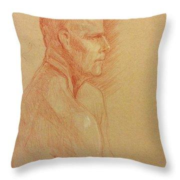 Peter #2 Throw Pillow
