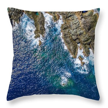 Peterborg Point Throw Pillow