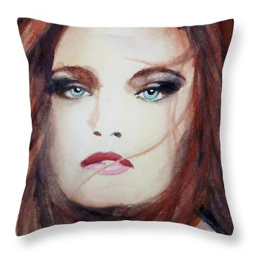 Petra Throw Pillow