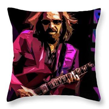 Petty Throw Pillow