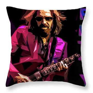 Petty Throw Pillow