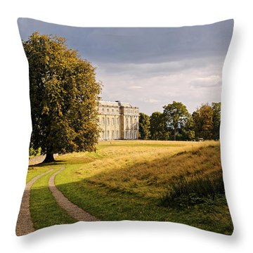 Petworth Landscape Throw Pillow
