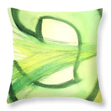 Pey Formation Throw Pillow