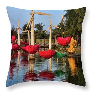 Phan Thiet Sudi Resort 2 Throw Pillow