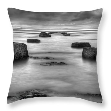 Rock Throw Pillows