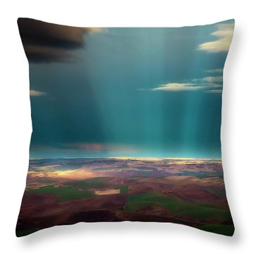 Phenomenon Throw Pillow