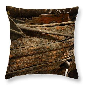 Philadelphia 1776 Throw Pillow