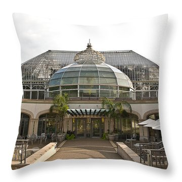 Phipps - Cit2 Throw Pillow