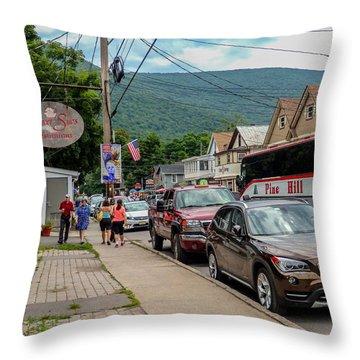 Phoenicia No 1 Throw Pillow