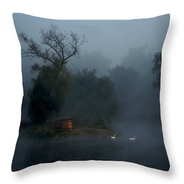 Photo By Yossi Danielzon Throw Pillow