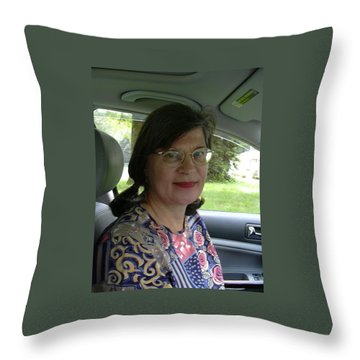 Disability Rights Throw Pillows