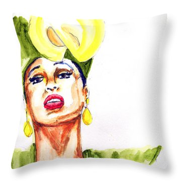 Phyllis Throw Pillow