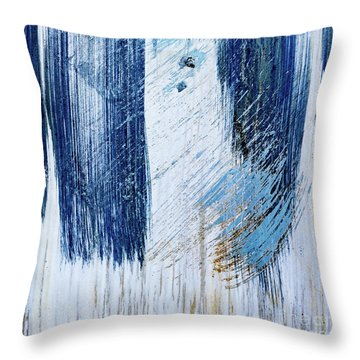 Piano Keys Throw Pillow