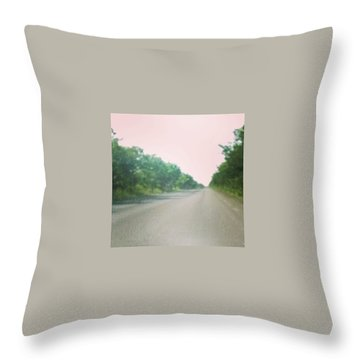 Off Road Throw Pillows