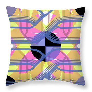 Pic12_coll2_14022018 Throw Pillow