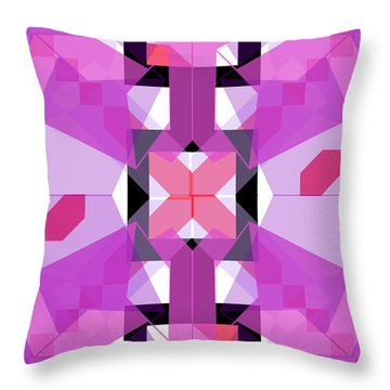 Pic1_coll1_14022018 Throw Pillow