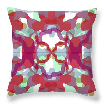 Pic2_coll1_14022018 Throw Pillow