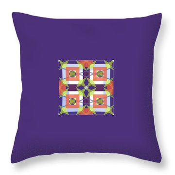 Pic2_coll2_10122017 Throw Pillow