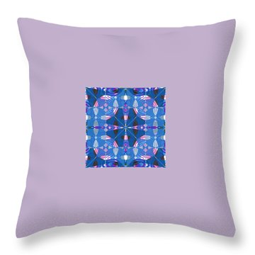 Pic5_coll1_15022018 Throw Pillow