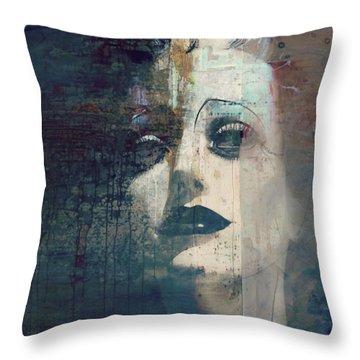 Piccola A Fragile  Throw Pillow