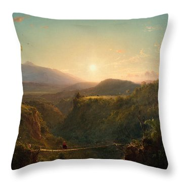 Pichincha Throw Pillow