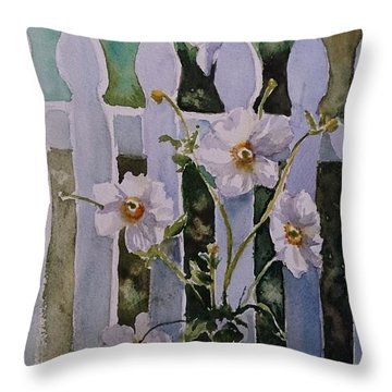 Pick Me Throw Pillow
