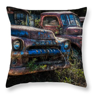 Pickup Line Throw Pillow