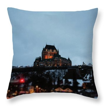 Picturesque Throw Pillow
