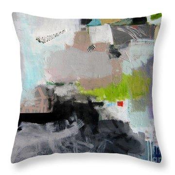 Pierre De Lune Throw Pillow