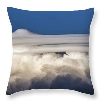 Pileus Throw Pillow