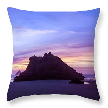 Pillars Of Bandon Throw Pillow