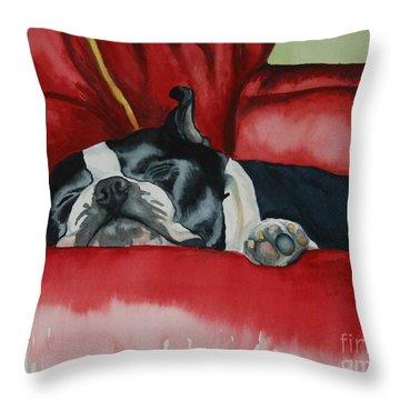 Pillow Pup Throw Pillow