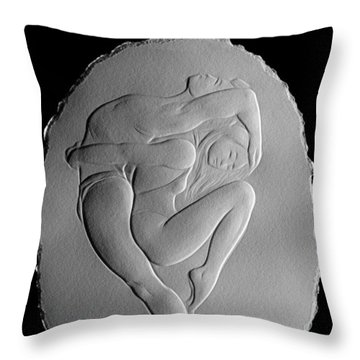 Pilobilus Dancers Throw Pillow