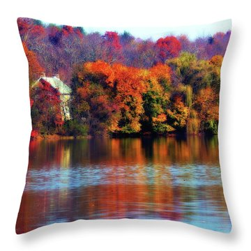Pinchot 39 Throw Pillow