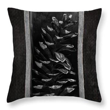 Pine Cones Throw Pillows
