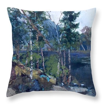 Pinelake  Throw Pillow