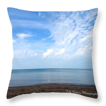 Pinery Peace Throw Pillow